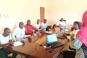 Le personnel de l'ANMC, à l'école du Management de la Qualité !